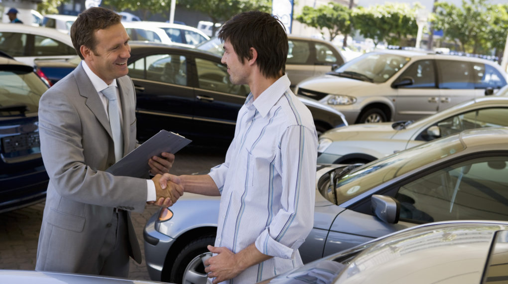 how to buy a car on finance