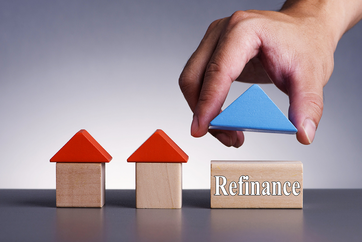 Refinancing a home?